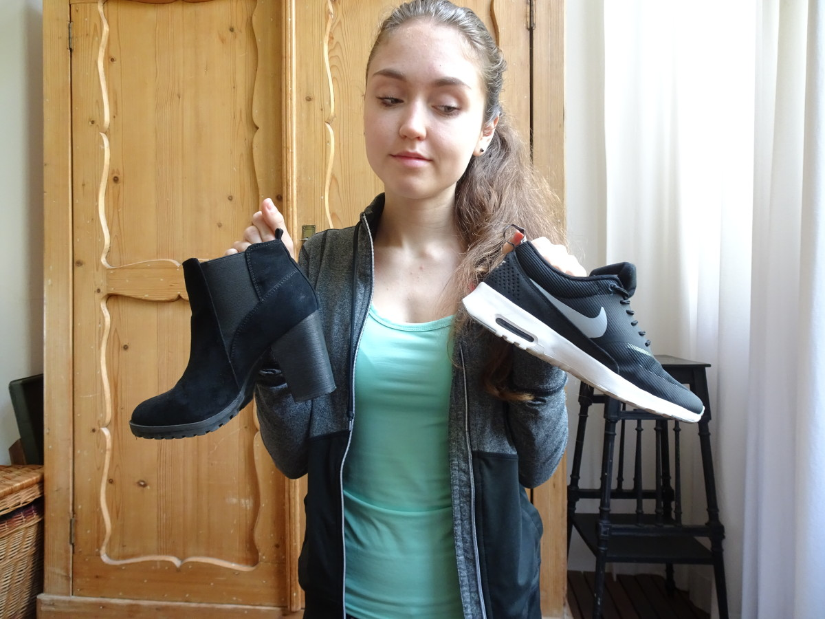 Bershka & Nike