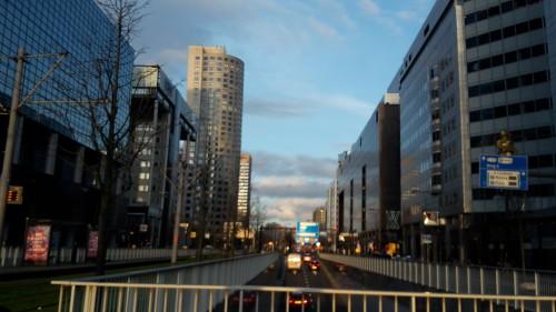 Ik hou zo van deze stad!